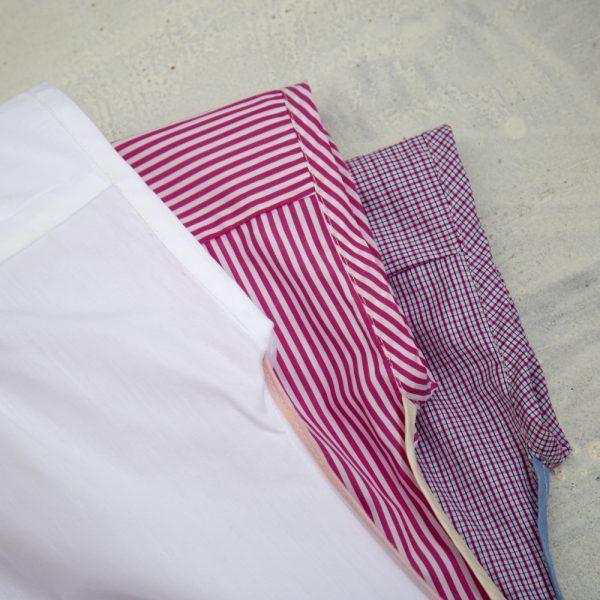 varianti tessuto abitino a camicia freeangels